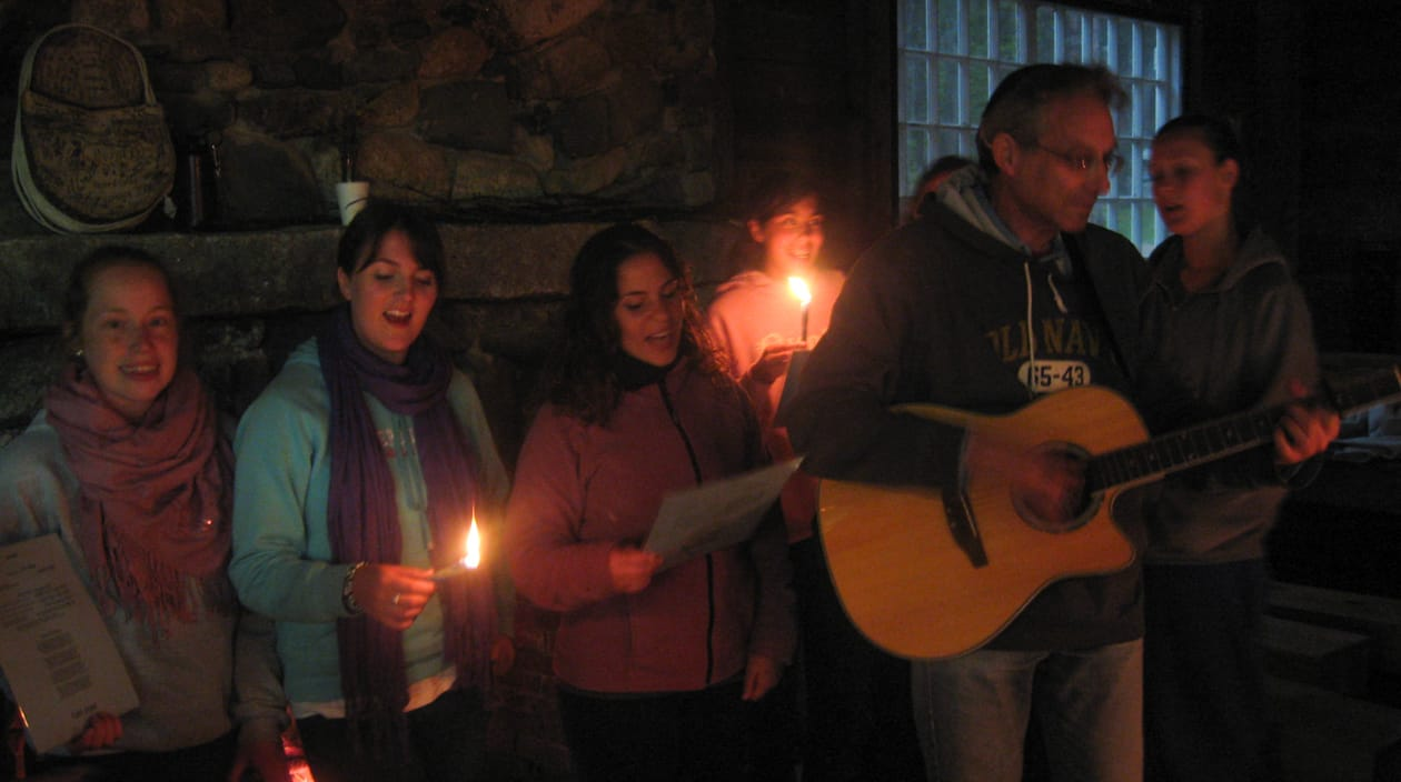 families singing
