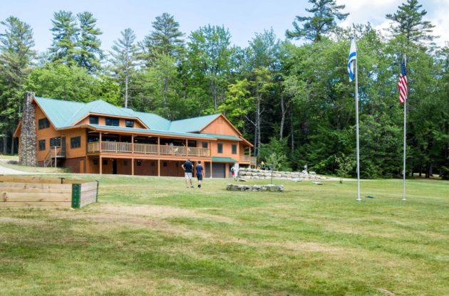 Main cabin at Camp Kingswood