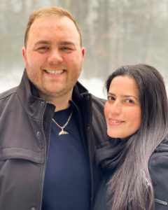 Mike and Efrat